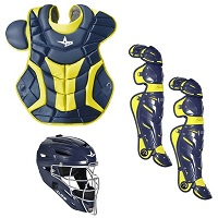 All Star Pro Series catchers gear