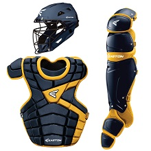 easton m10 catchers gear