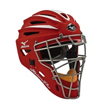 mizuno catchers mask