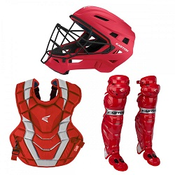easton elite x catchers gear