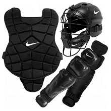 nike catchers gear sets